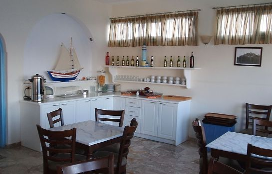Breakfast room Kokkinos Villas