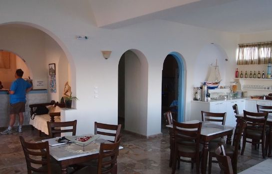 Interior view Kokkinos Villas