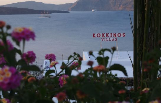 Surroundings Kokkinos Villas