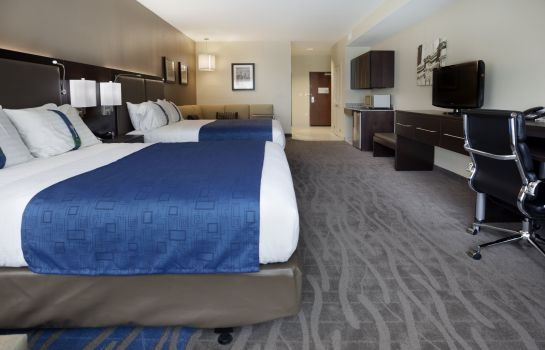 Zimmer Holiday Inn & Suites SAN ANTONIO NORTHWEST