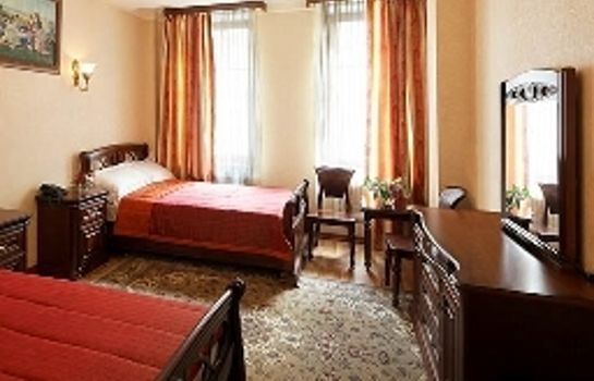 Chambre double (standard) Gentalion Hotel
