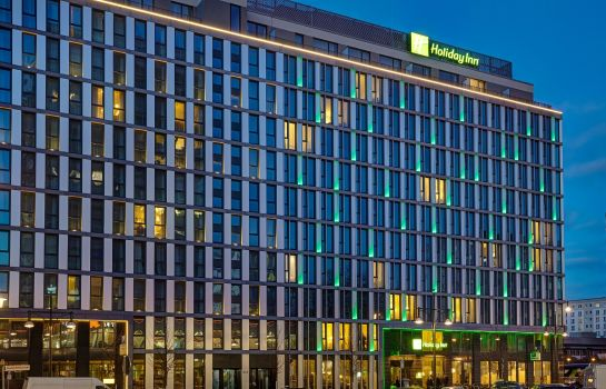 Außenansicht Holiday Inn BERLIN - CENTRE ALEXANDERPLATZ