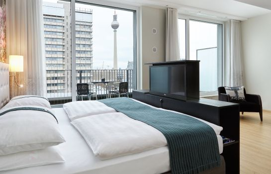 Suite Holiday Inn BERLIN - CENTRE ALEXANDERPLATZ