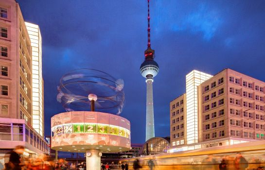Info Holiday Inn BERLIN - CENTRE ALEXANDERPLATZ
