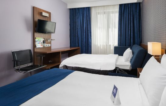 Habitación doble (estándar) Holiday Inn Express WARSAW AIRPORT