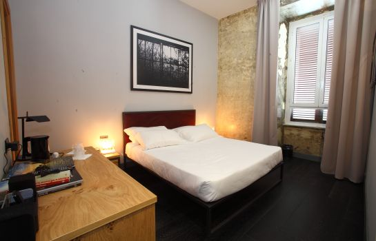 Chambre double (confort) Suite Art Navona