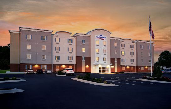 Außenansicht Candlewood Suites NORTH LITTLE ROCK