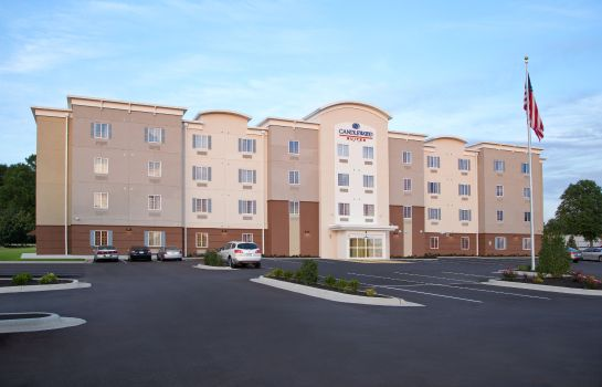 Hotelhalle Candlewood Suites NORTH LITTLE ROCK