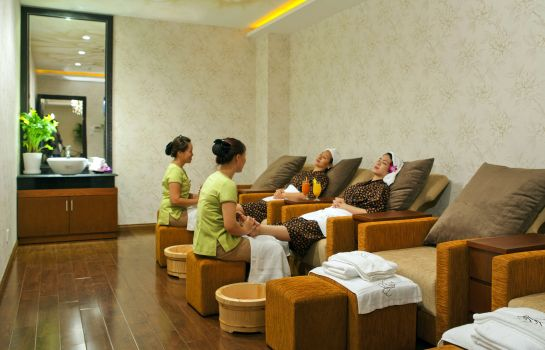 Massageruimte Grand Silverland Hotel & Spa