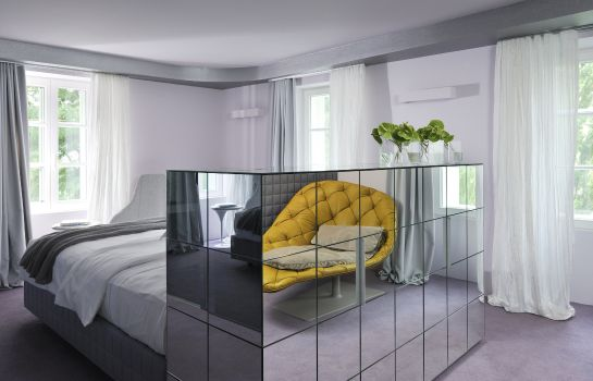 Suite junior Vander Urbani Resort – a Member of Design Hotels™