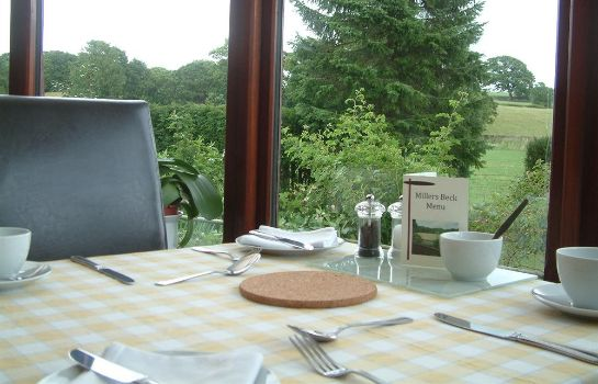 Salle du petit-déjeuner Millers Beck Country Guest House and Self Catering