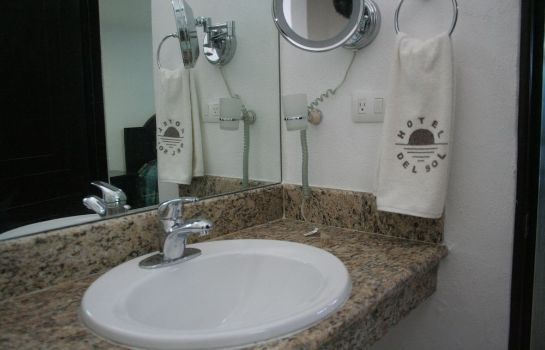 Bathroom Hotel del Sol