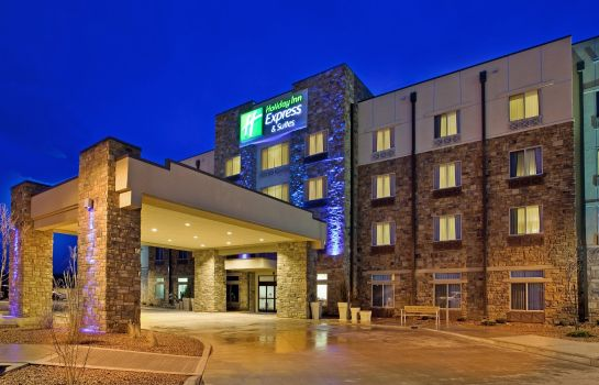 Vista esterna Holiday Inn Express & Suites GALLUP EAST