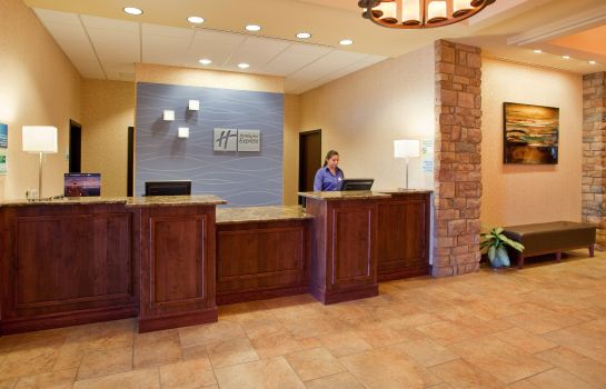 Hotelhalle Holiday Inn Express & Suites GALLUP EAST