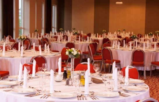 Restaurant ETO PARK HOTEL **** superior Business & Stadium