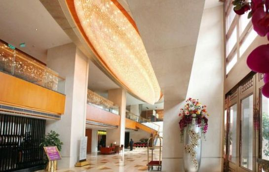 Hall Phoenix Lake Tianquan Hotel