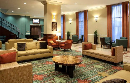 Lobby DoubleTree by Hilton Philadelphia - Valley Forge