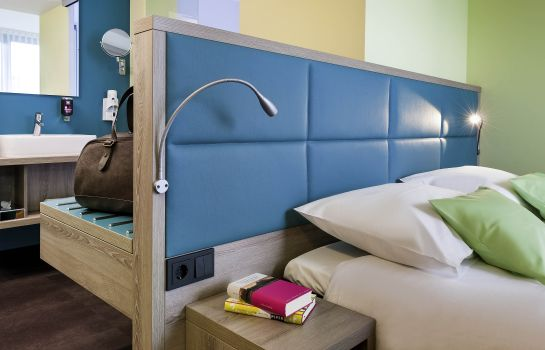 Standard room ibis Styles Nagold