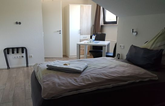 Triple room Oberkasseler Hof Pension