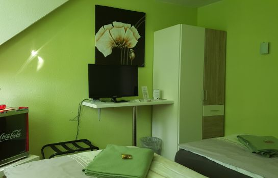 Double room (superior) Oberkasseler Hof Pension