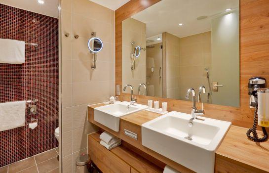 Bathroom H4 Hotel München Messe