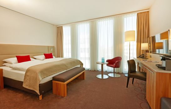 Junior Suite H4 Hotel München Messe