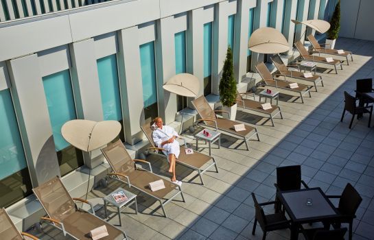 Area relax H4 Hotel München Messe