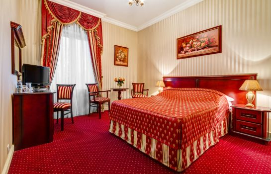 Single room (standard) Pałacyk Otrębusy Business & Spa