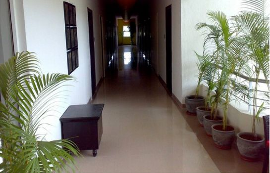 Vista all'interno Orritel Pune