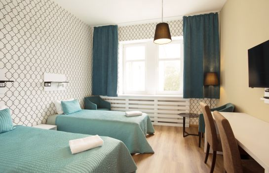 Chambre double (confort) Traffic Hotel