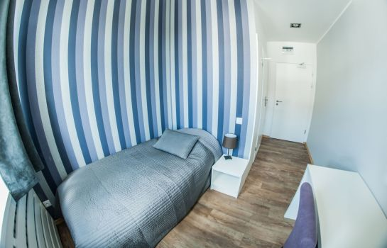 Chambre individuelle (standard) Traffic Hotel