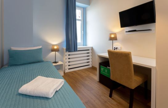 Chambre individuelle (confort) Traffic Hotel
