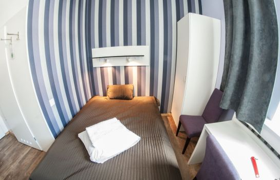 Chambre double (standard) Traffic Hotel
