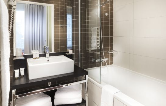 Bagno in camera Hipark by Adagio Serris - Val d'Europe