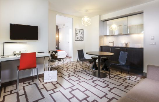 Suite Hipark by Adagio Serris-Val d'Europe
