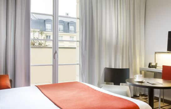Chambre double (standard) Hipark by Adagio Serris-Val d'Europe