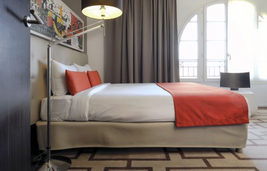 Chambre double (confort) Hipark by Adagio Serris-Val d'Europe