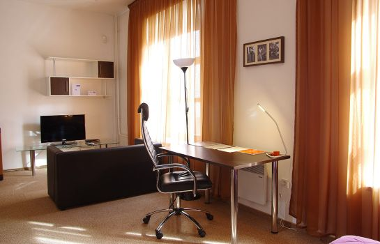 Chambre double (confort) IT-park