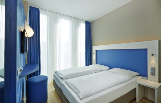 Double room (standard) H2 Hotel München Messe