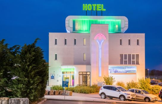 Exterior view Best Western Hotel Bad Rappenau