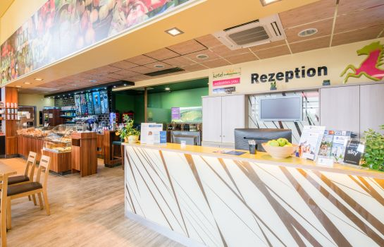 Reception Best Western Hotel Bad Rappenau