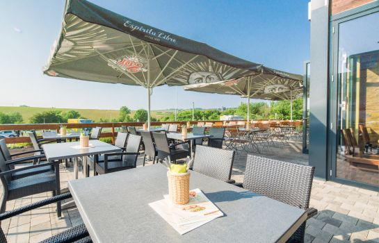 Terrace Best Western Hotel Bad Rappenau