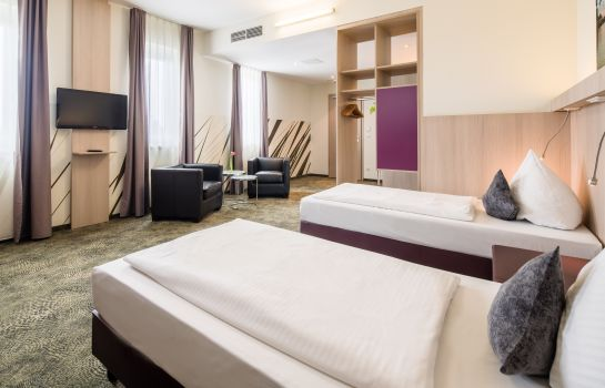 Single room (superior) Best Western Hotel Bad Rappenau