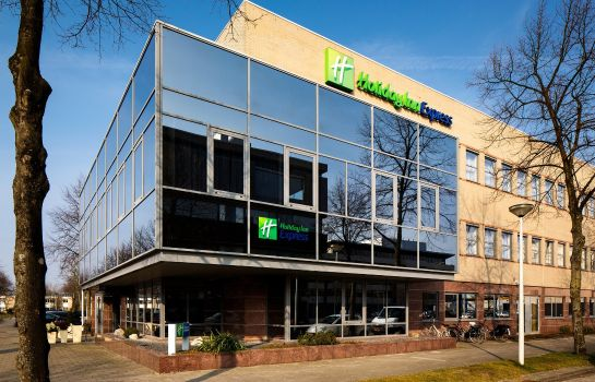 Außenansicht Holiday Inn Express AMSTERDAM - SOUTH