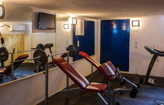 Sports facilities Afrodite Hotel