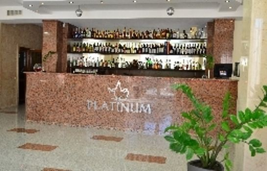 Hotel bar Platinum