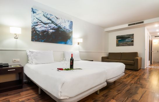 Double room (standard) Hotel Exe Prisma