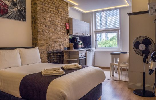 Camera doppia (Standard) London Stay Apartments