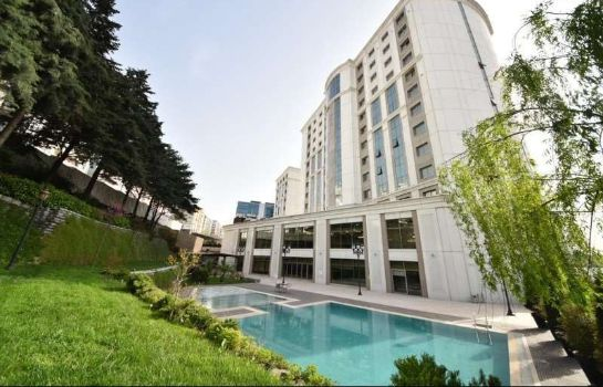Exterior view Istanbul Gonen Hotel