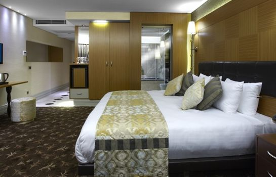Single room (superior) Istanbul Gonen Hotel